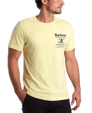 Barbour Men's Chanonry Logo T-Shirt
