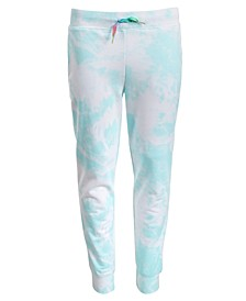 Big Girls Tie Dye Sweatpants, Created For Macy's