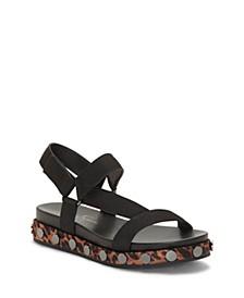 Perie Flat Sandals