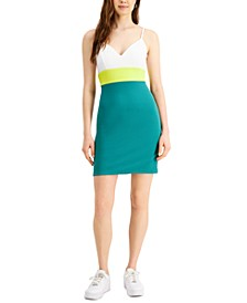 Colorblocked Mini Dress, Created for Macy's