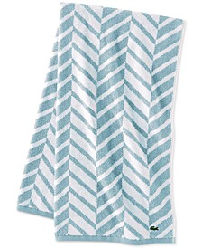 "Herringbone Cotton 30"" x 54"" Bath Towel"