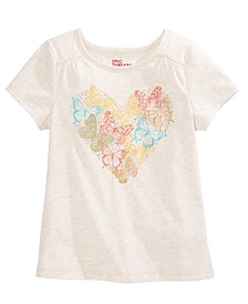 Little Girls Nomad Butterfly Top, Created for Macy's