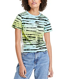 Women's Tie-Dyed T-Shirt