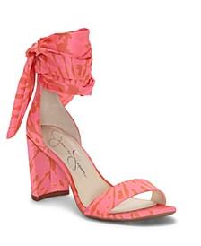 Narella Ankle Wrap Sandals