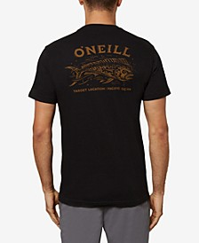 Men's Target Location Pocket T-Shirt
