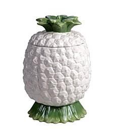 English Garden 3-D Cookie Jar