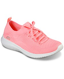 Women's Ultra Flex Statements Walking Sneakers from Finish Line