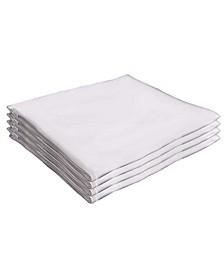 Pillow Protector, Queen - 4 piece