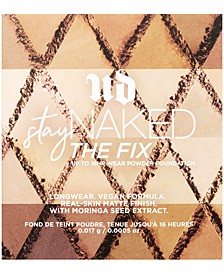 Find Your Shade! Free Stay Naked Powder with your Urban Decay Stay Naked Liquid Foundation purchase