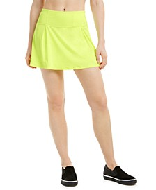 Flat-Front Solid Skort, Created for Macy's