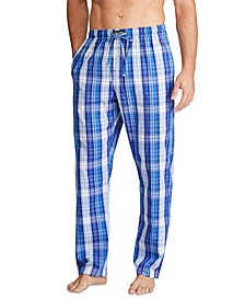 Men's Plaid Pajama Pants