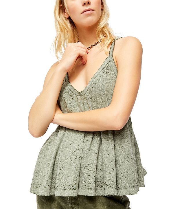 Free People Sandy Tank Top