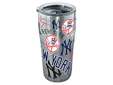 New York Yankees 20-oz. All Over Stainless Steel Tumbler