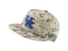 Kentucky Wildcats Aerobill True Fitted Baseball Cap