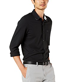 Men's Alpha Regular-Fit Shirt, Created for Macy's
