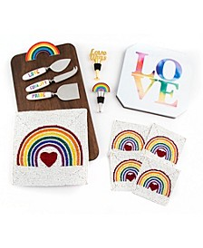 Pride Serveware & Barware Collection