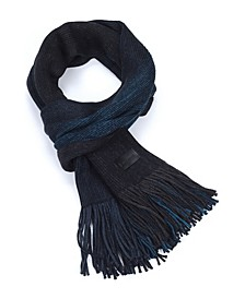 Men's Fashionable Striped Winter Scarves