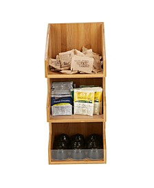 Coffee Condiment and Accessories Caddy Organizer