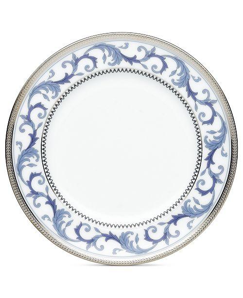 Noritake Sonnet in Blue Appetizer Plate