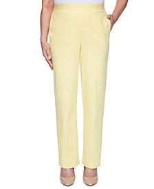 Spring Lake Pull-On Pants