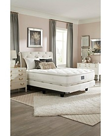 "Classic by Shifman Catherine 14.5"" Plush Pillow Top Mattress - Queen, Created for Macy's"