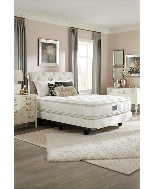 """Hotel Collection Classic by Shifman Catherine 14.5"""" Plush Pillow Top Mattress - Full, Created for Macy's"""