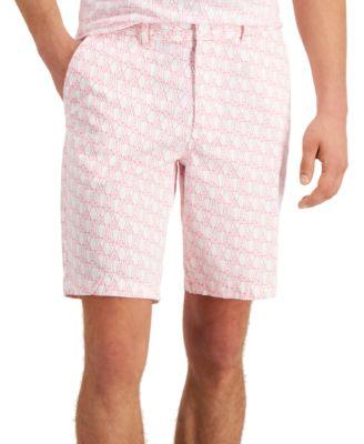 Men's Diagonal Logo Shorts, Created for Macy's