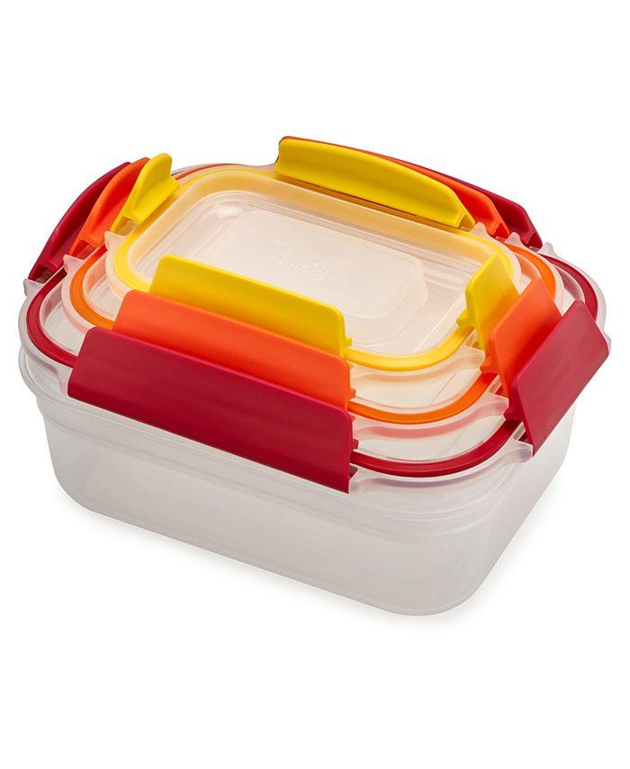 Joseph Joseph - Nest Lock 6-Pc. Food Storage Container Set, Multicolor