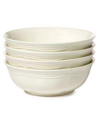 Dinnerware, Set of 4 French Countryside Cereal Bowls