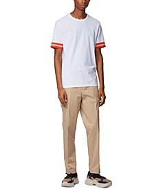 BOSS Men's Tiburt Cotton Pique T-Shirt