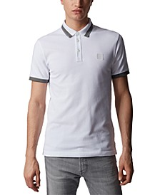 BOSS Men's Trans Slim-Fit Polo Shirt
