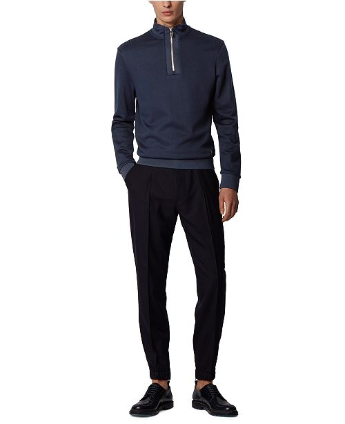 Hugo Boss BOSS Men's Sidney Regular-Fit Sweatshirt