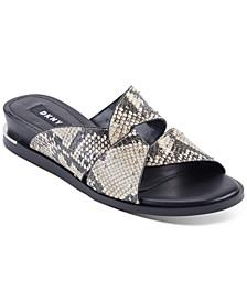 Women's Della Flat Sandals