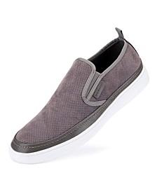Men's Urbane Suede Slip-ons Loafers