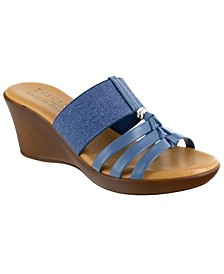 Rosmunda Wedge Sandals