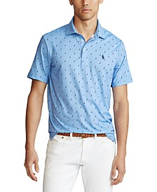 Men's Classic-Fit Performance Polo Shirt