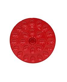 Cook & Host Red Egg Platter