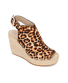 Kenneth Cole New York Olivia Wedge Sandals