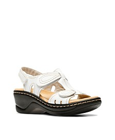 Collection Women's Lexi Walnut Q Sandal