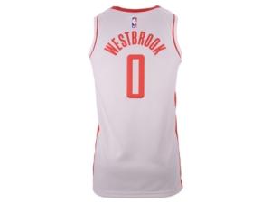Nike Houston Rockets Men's Association Swingman Jersey Russell Westbrook