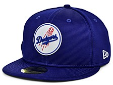 Kids Los Angeles Dodgers 2020 Clubhouse 59FIFTY-FITTED Cap