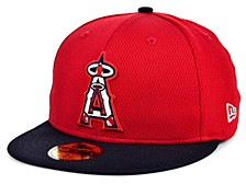 Los Angeles Angels 2020 Batting Practice 59FIFTY-FITTED Cap