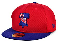 Philadelphia Phillies 2020 Batting Practice 59FIFTY-FITTED Cap