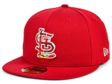 St. Louis Cardinals 2020 Men's Batting Practice Fitted Cap