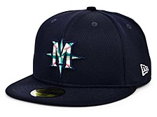 Kids Seattle Mariners 2020 Batting Practice 59FIFTY-FITTED Cap