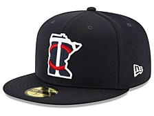 Minnesota Twins 2020 Men's Spring Training Fitted Cap