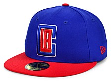 Los Angeles Clippers The Pennant Patch 59FIFTY-FITTED Cap