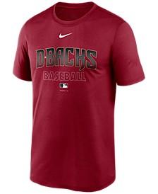 Arizona Diamondbacks Men's Authentic Collection Legend Practice T-Shirt