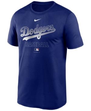Nike Los Angeles Dodgers Men's Authentic Collection Legend Practice T-Shirt