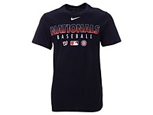 Washington Nationals Men's Early Work Dri-Fit T-Shirt